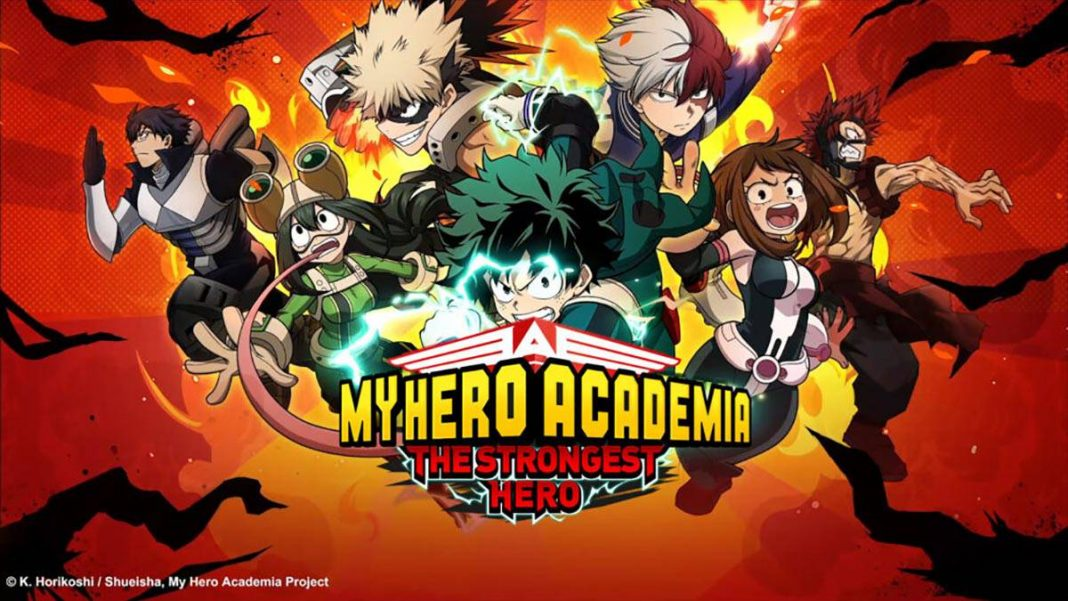[My Hero Academia: The Strongest Hero] Important notes for Newbies